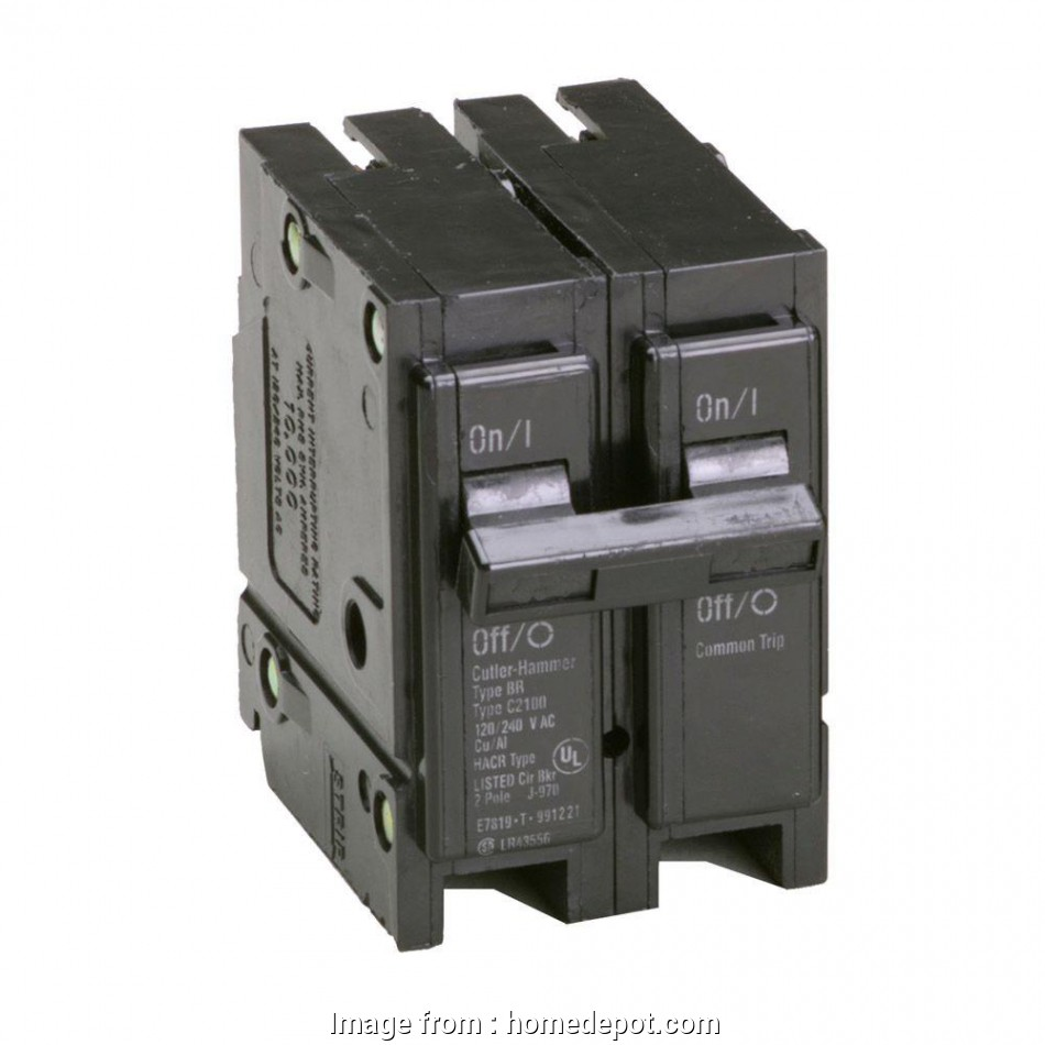 wire size 6 amps Eaton BR, Amp 2 Pole Circuit Breaker 18 Top Wire Size 6 Amps Ideas