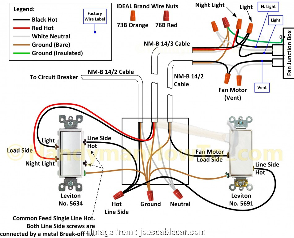 Wiring A Gfci Switch Practical Wiring Diagram Gfci Fresh Wiring Gfci To Switch Diagram