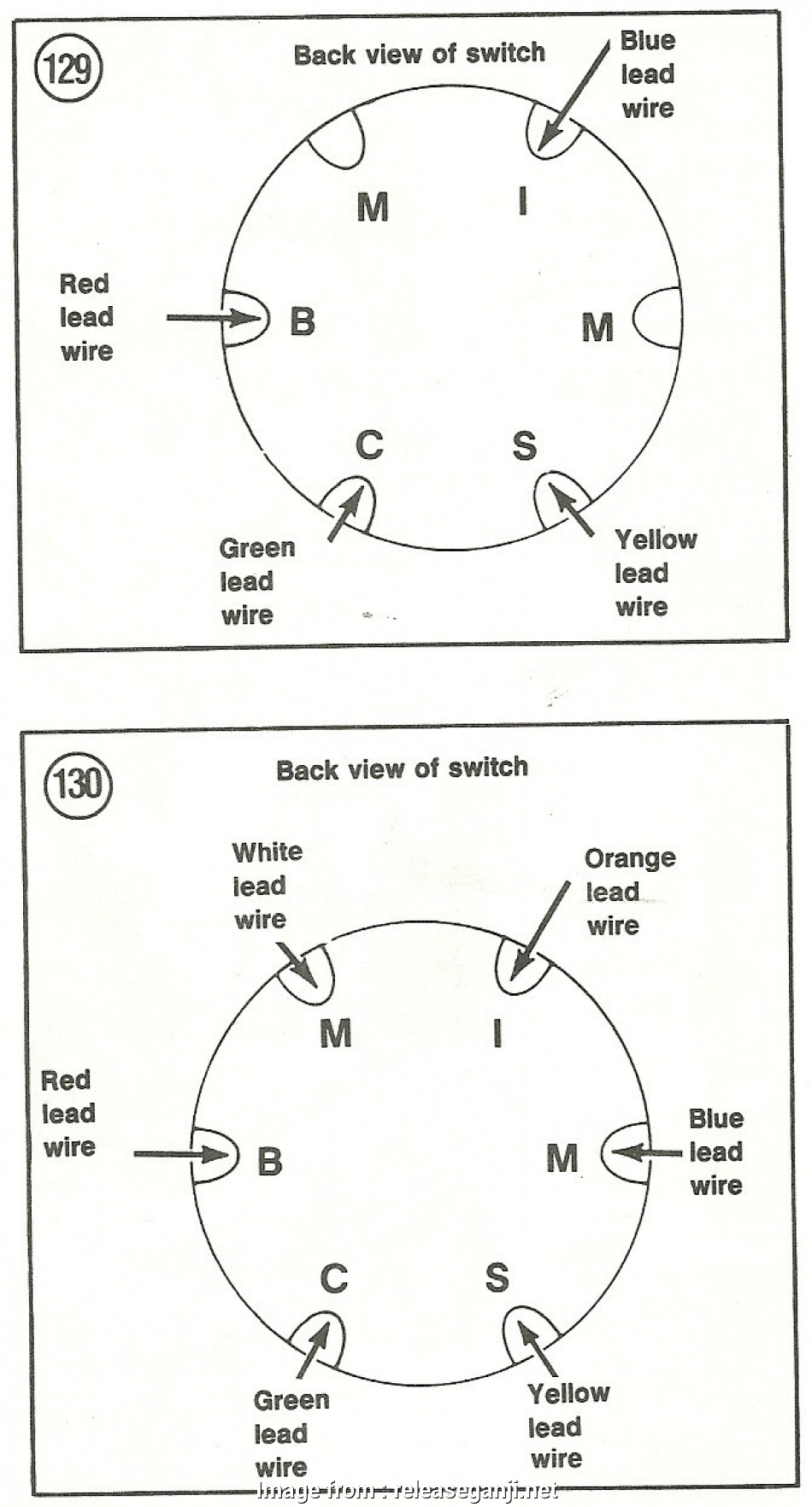Wiring A Ignition Switch Simple     Marine Ignition Switch