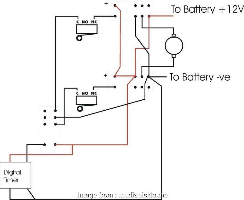 Wiring A Switch To A Motor Most Winch Switch Wiring Diagram Motor  Wire My Fuse Block  Line