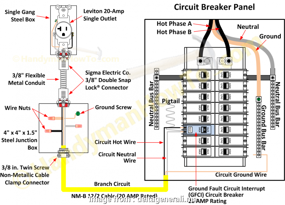 Wiring A Switch To Multiple Outlets Best Ground Fault