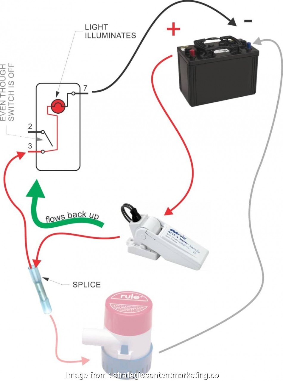 wiring a switch with indicator light Bilge Pump Wiring With Indicator Light, Bilge Pump Wiring Diagram With Float Switch 10 Perfect Wiring A Switch With Indicator Light Solutions