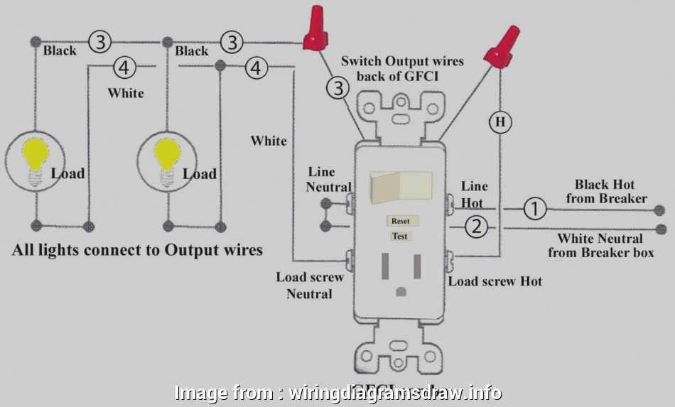 Wiring A Switched Light From An Outlet Most Elegant Wiring