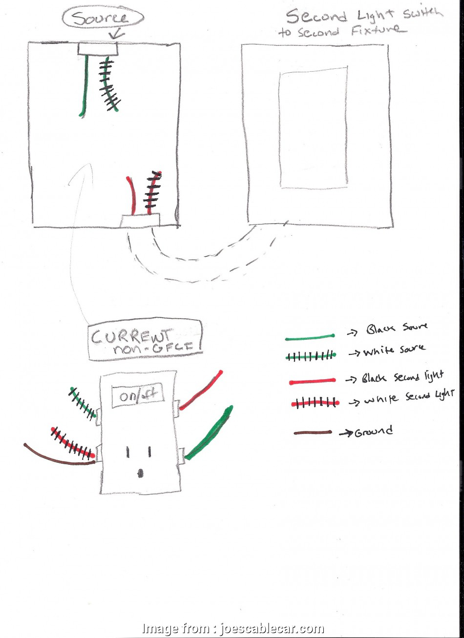 Wiring Diagram  Gfci With Switch Cleaver Light Switch