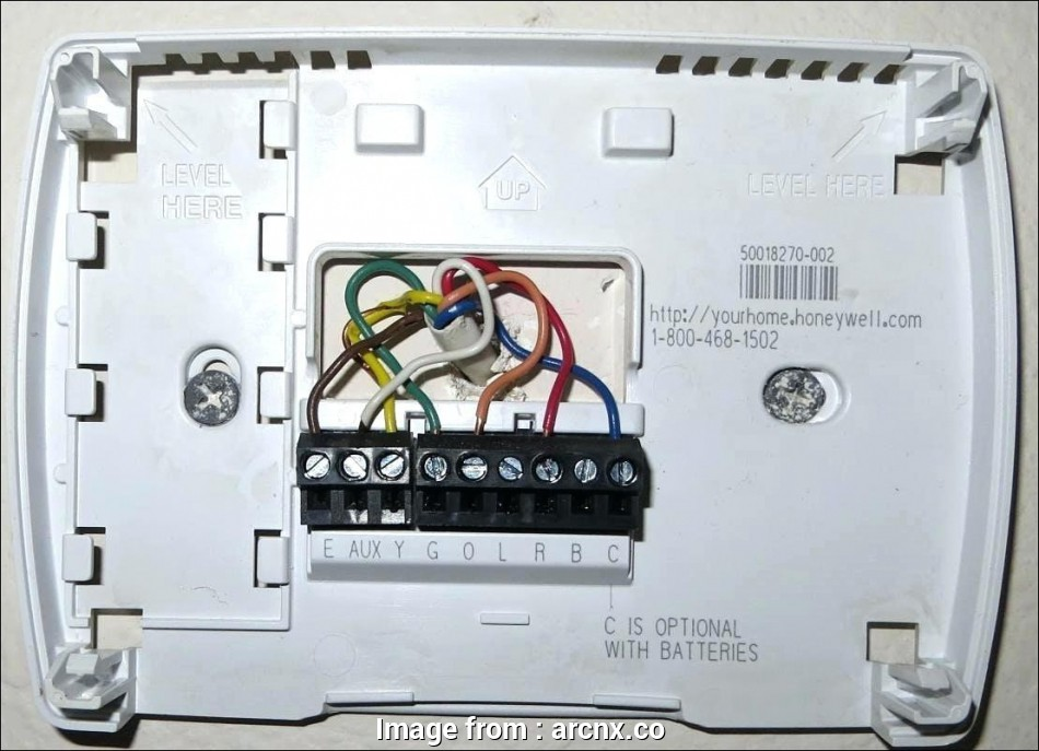 Wiring Diagram  Honeywell Thermostat Rth221b Nice Wiring