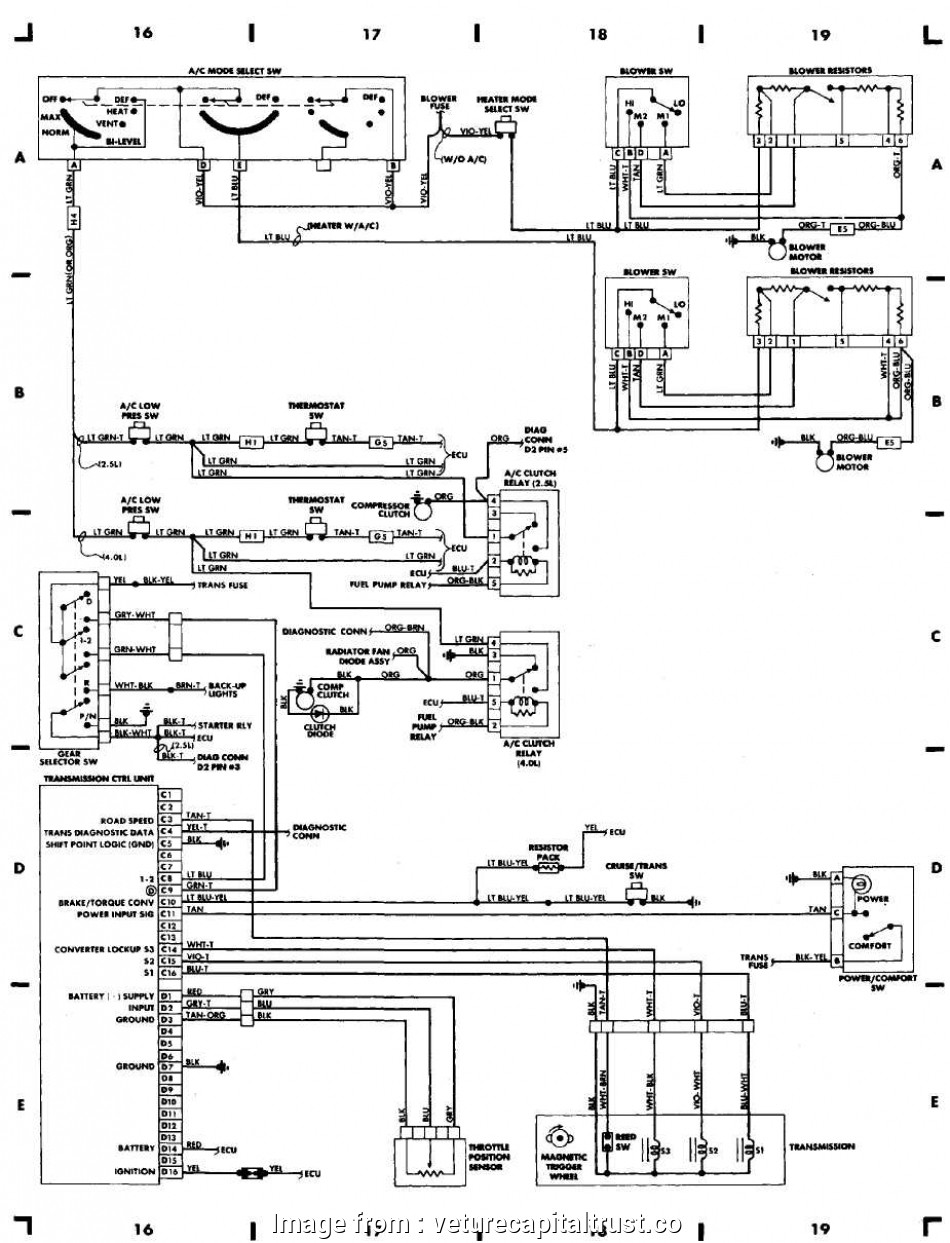21 New Jeep Tj Headlight Switch Wiring Diagram Manual Guide