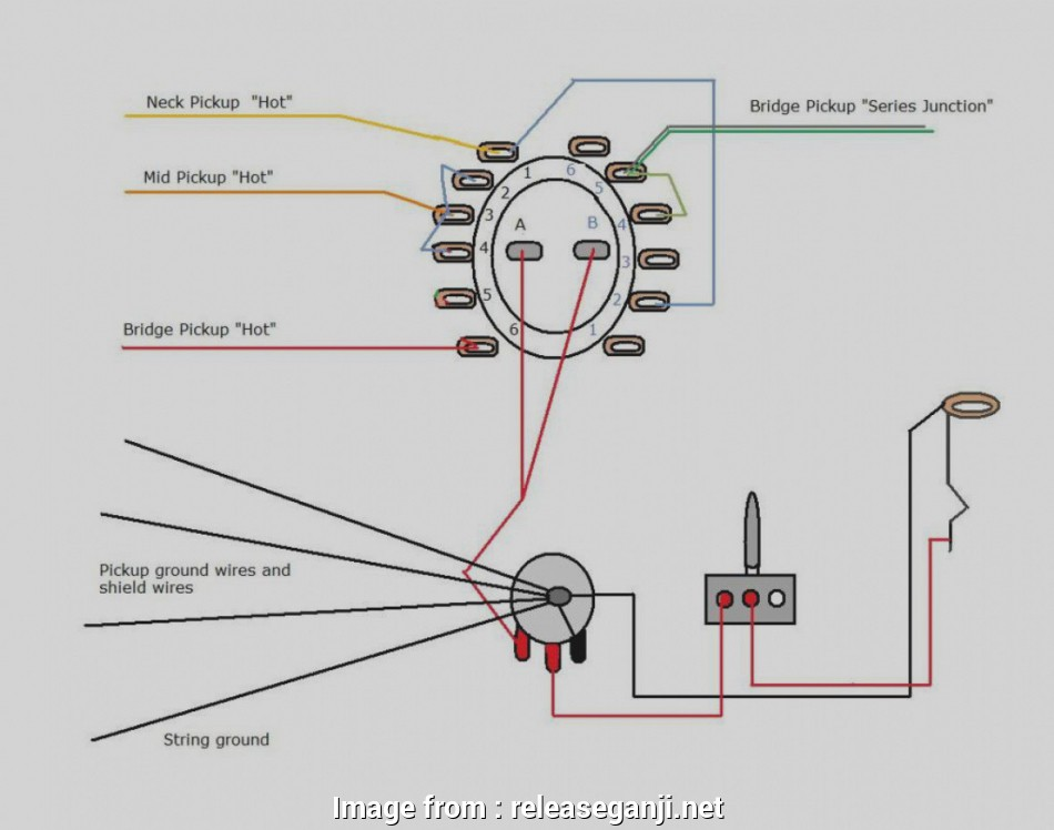 Wiring  Position Switch Brilliant Best 3 Position Rotary