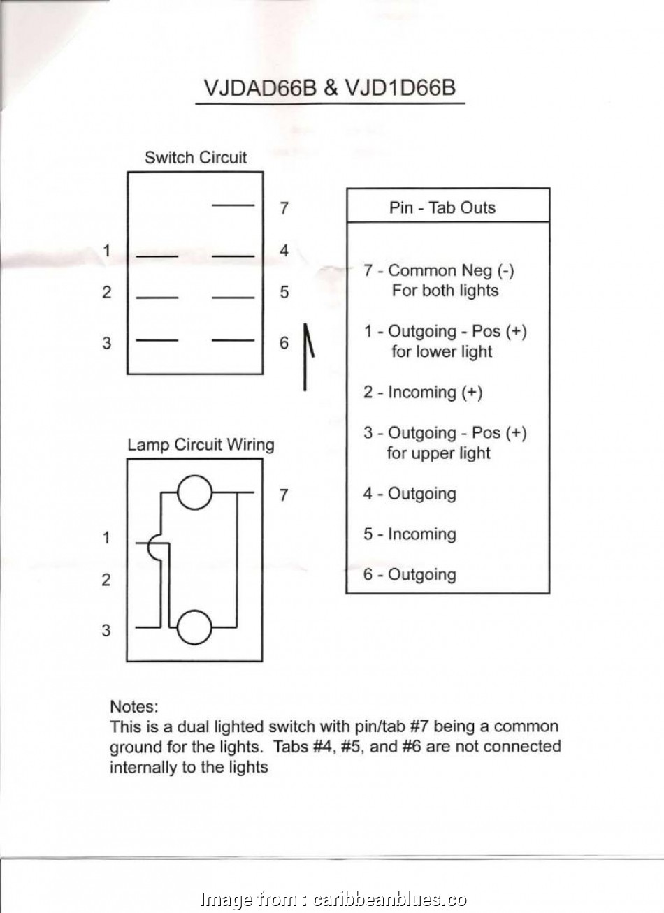 Wiring Toggle Switch  Lights Top Original 6  Dpdt Switch Wiring Diagram Illuminated Toggle