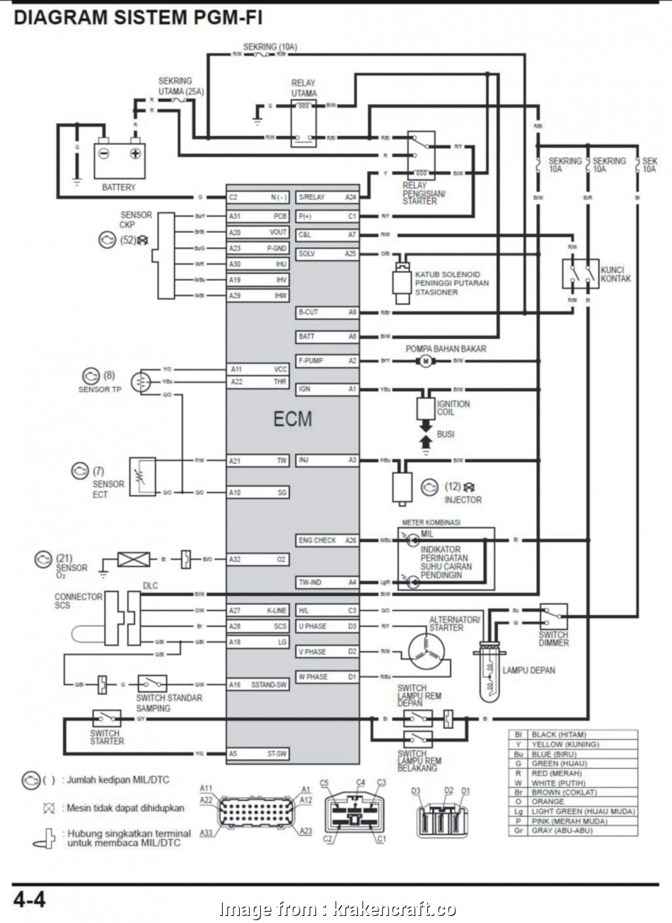 Yamaha  Sporty Electrical Wiring Diagram Best Wiring Diagram Yamaha  Print Gidn Page 9 Of  Gidn